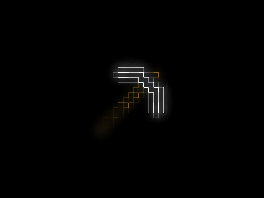 Must see Wallpaper Minecraft Minimalistic - minecraft_pickaxe_wallpaper_by_mudkip74-d4bftrn  Perfect Image Reference_545395.png