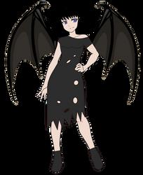 Allianna's Dragon Form