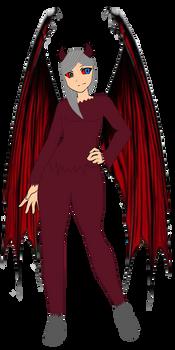 Dannielle (DMC): Demon Form