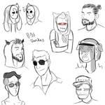 BBS Doodles