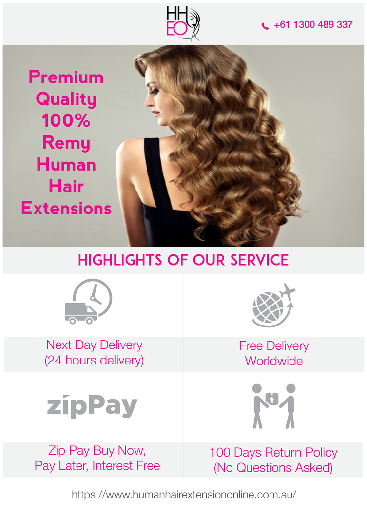 What To Expect Out Of Human Hair Extensions Online By Prestonwebb642