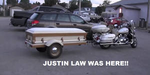 Justin Law was here!?!