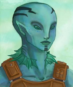 Eve Portrait