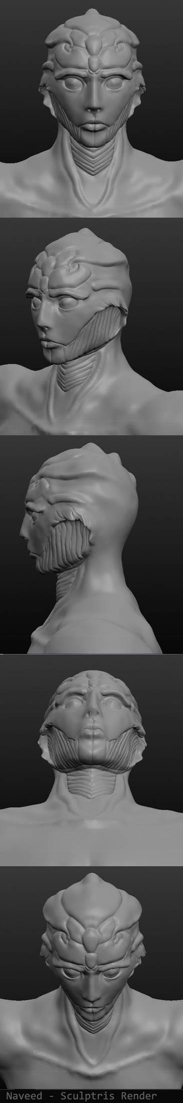 Naveed Face Sculpt