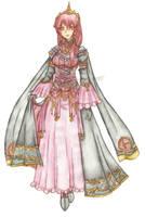 OC: Noctryn Queen Aida by KnightLycoris