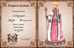 [PA] Headmistress Iris by KnightLycoris