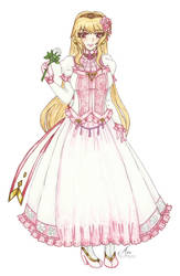 [PA] Mina's Midwinter Ballgown