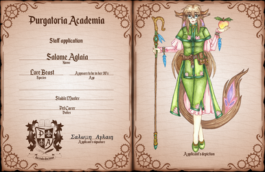 [PA] Stable Master Salome