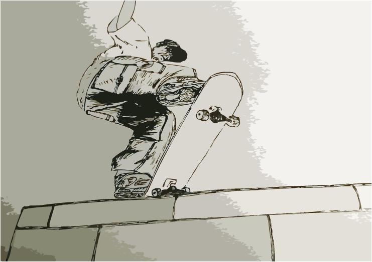 sk8boarding by PRIND