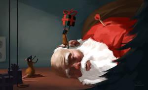 Take that Santa