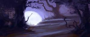 Forrest sketch