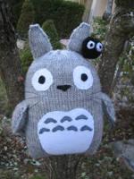 Totoro by elewa