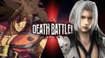 Death Battle Claim #14: Sol Badguy VS Sephiroth by MinatoEmosato