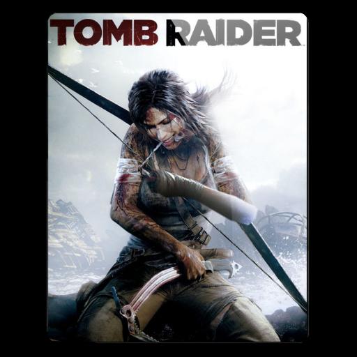 Tomb Raider 2013 Wallpaper: Tomb Raider Icon #2 By Snaapsnaap On DeviantArt