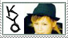 Dir en Grey- Kyo stamp by dragonwolf75