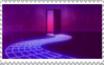 Vaporwave stamp