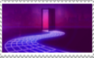 Vaporwave stamp by Ziuumm