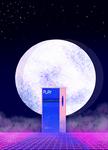 aesthetic:moon
