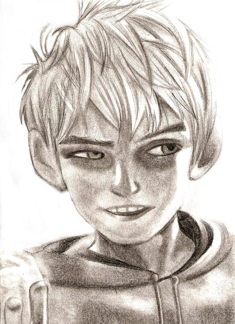 Jack Frost - Rise of the Guardians by ChronicleArtist