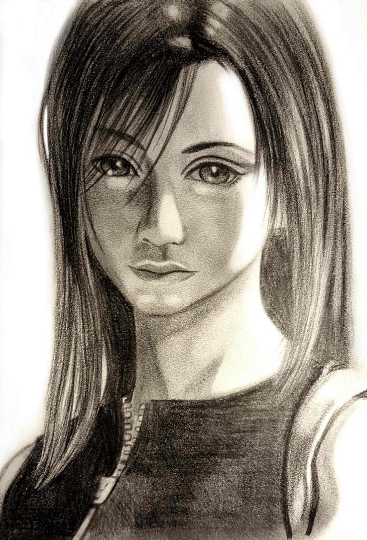 Tifa Lockhart by ChronicleArtist