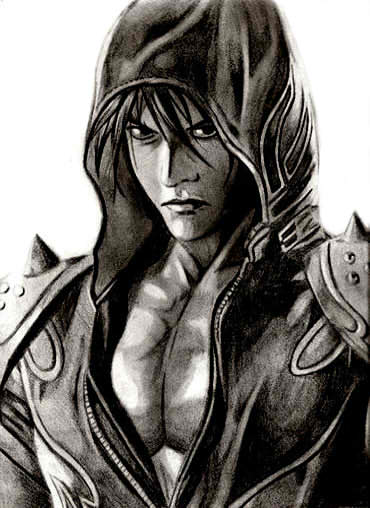 Jin Kazama by ChronicleArtist