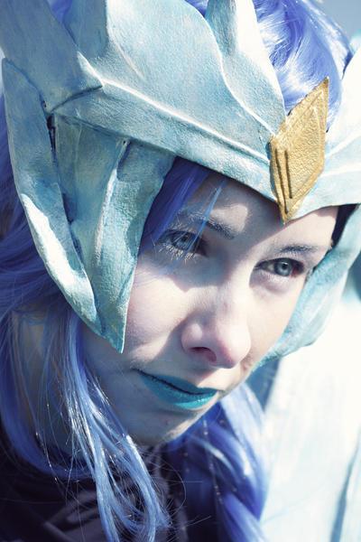 ice drake shyvana cosplay - photo #30