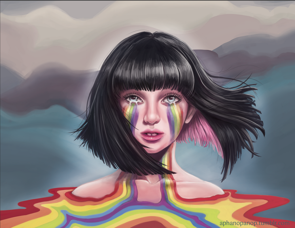 Sia The Greatest By Aphanopanop On DeviantArt