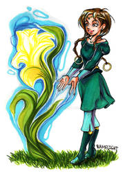 Elyon and her Light