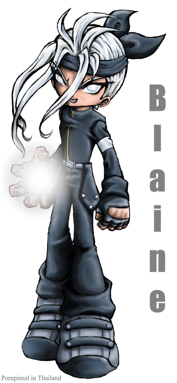 PPGD BLAINE by propimol