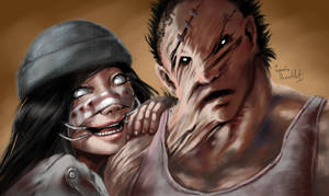 Dead by daylight  - The Friendly and The Hillbilly