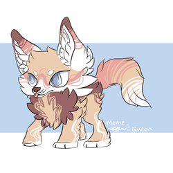 Chibi Puppy Adopt #1 OPEN by ADOPT-WIZARD