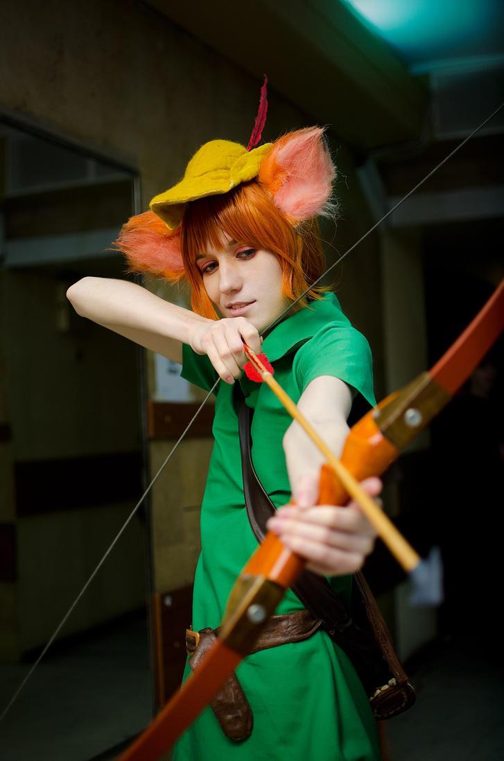 Robin Hood by Kyuuro
