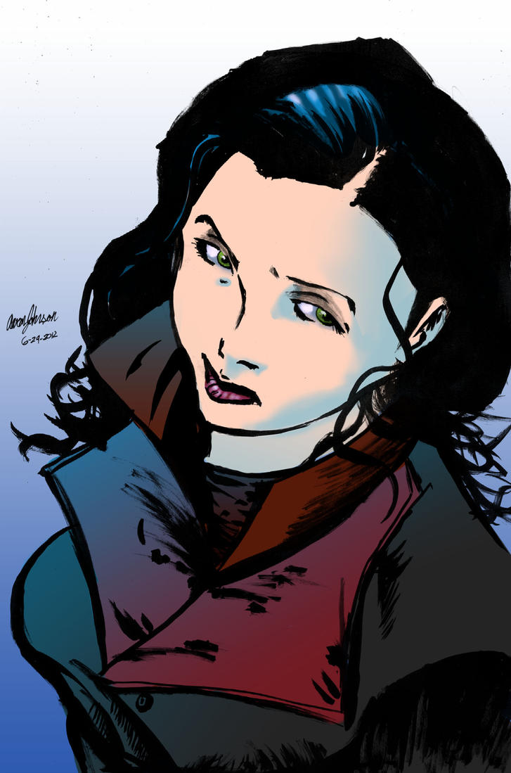Asami quickie by Lightning-Powered