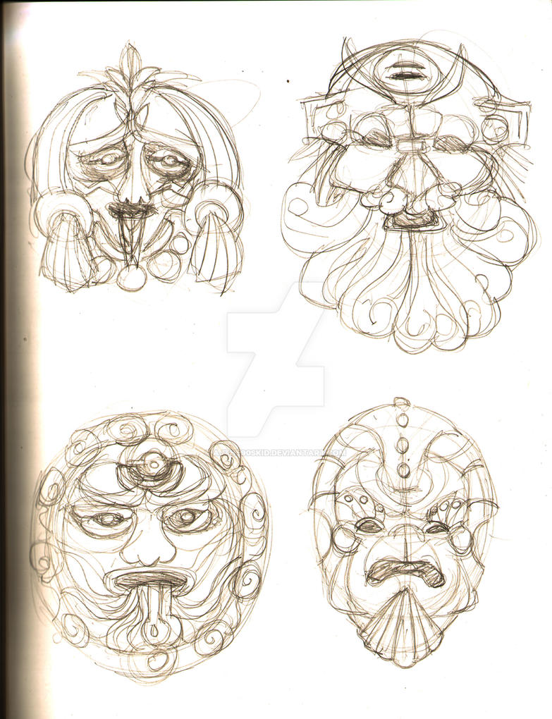 Masks by AJthe90skid