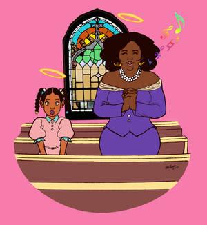 FIVERR: Church girls