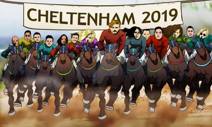 Cheltenham 2019 Banner