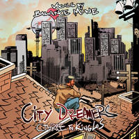 City Dreamer Cover