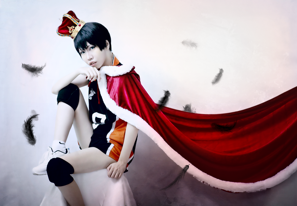 [Haikyuu cosplay] - King of the court by vani27