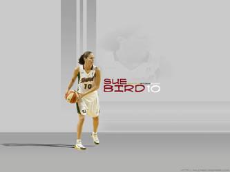 Sue Bird Shadow by kilcher