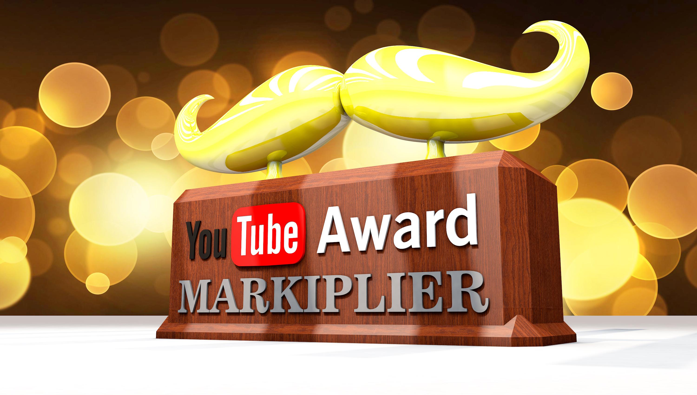 Markiplier Award by tiberius121212