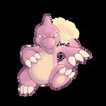 Pastel charmeleon