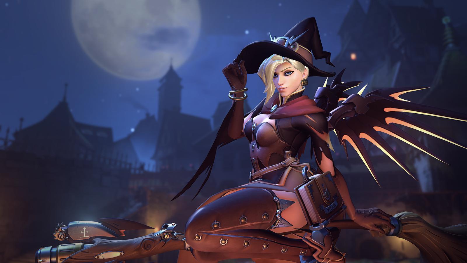 halloween terror skins