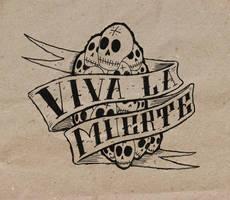 Viva la Muerte by Razorblade-13