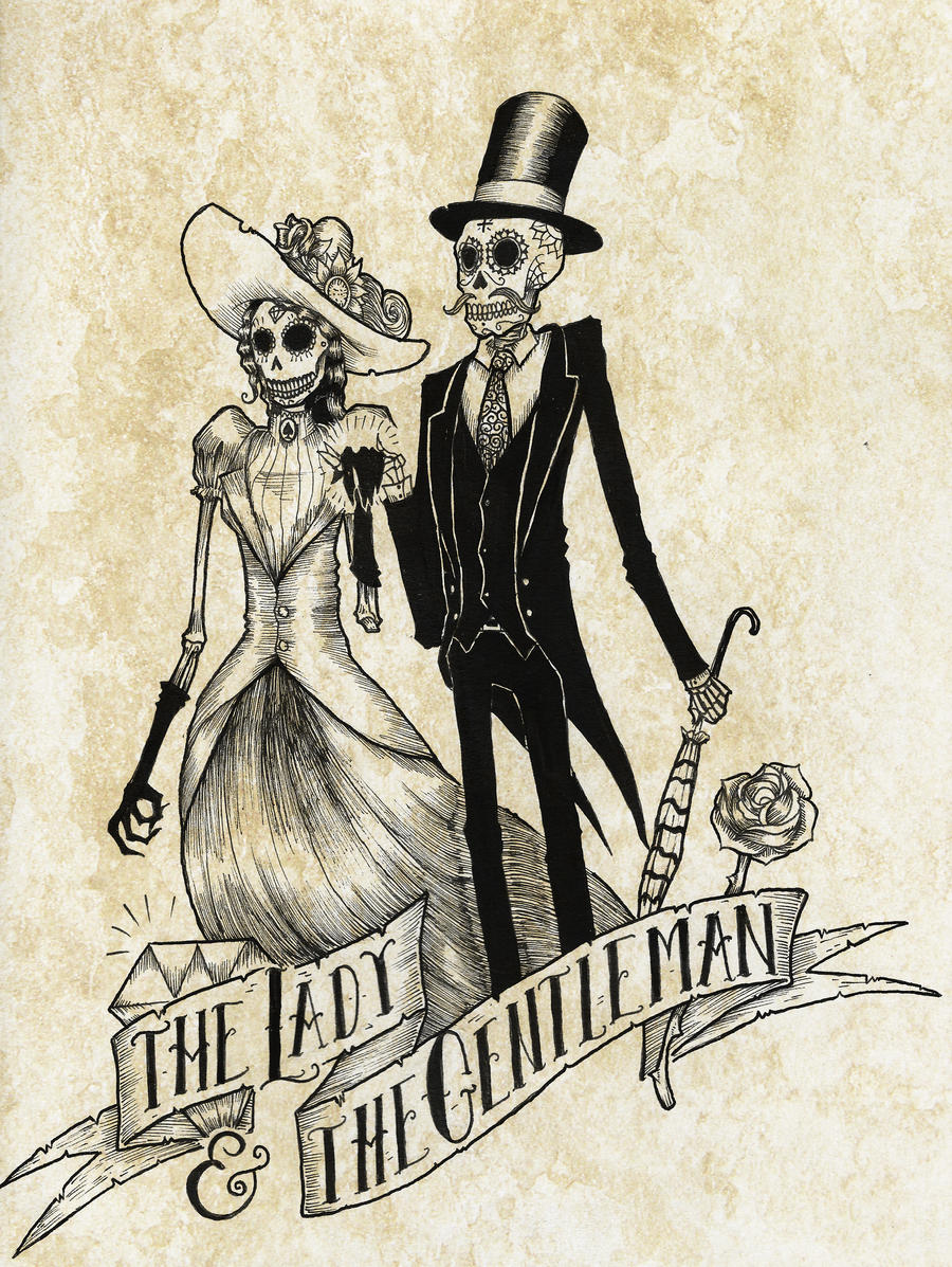 The Lady and The Gentleman by Razorblade-13 on DeviantArt