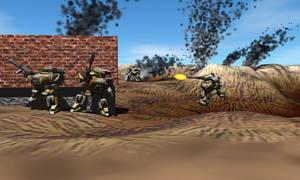 Battlefield by Ojanpohja