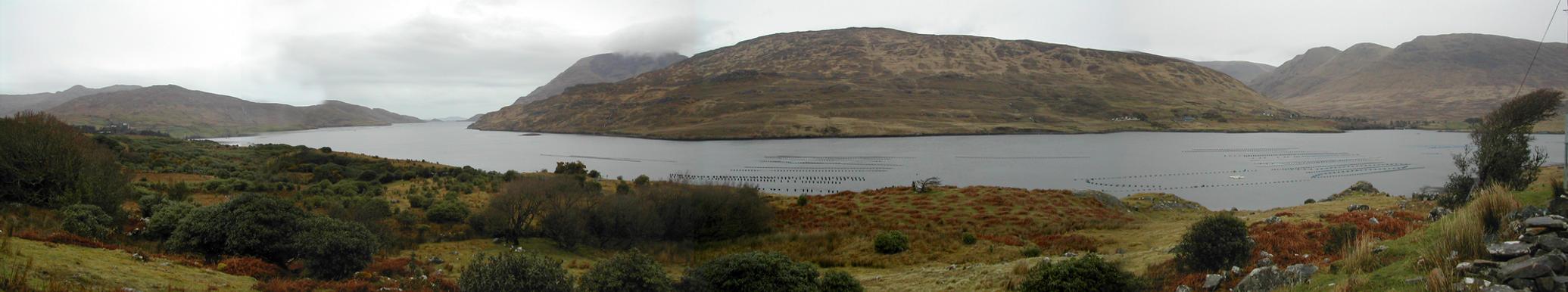 Fjord Panorama by Ojanpohja