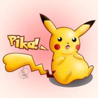 Pika Girl by HavocGirl