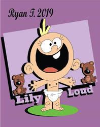 Better Lily Loud by TheLostSonicFan-2002