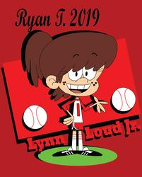 Better Lynn Loud Jr. by TheLostSonicFan-2002