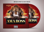 Ama Boss Hiphop Cd Cover Template